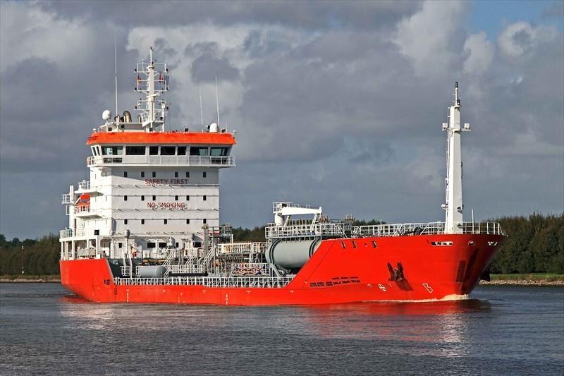 LIBRA   2nd Officer for Oil/Chemical Tanker, salary 4200 USD