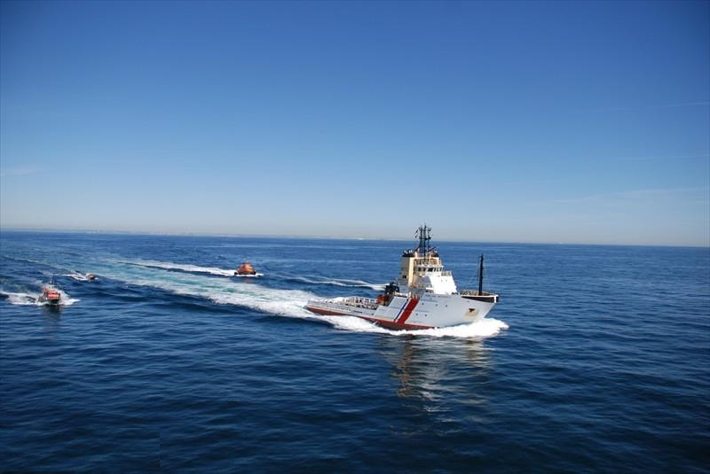 LIBRA | Master for Ocean Going Salvage Tug - LIBRA