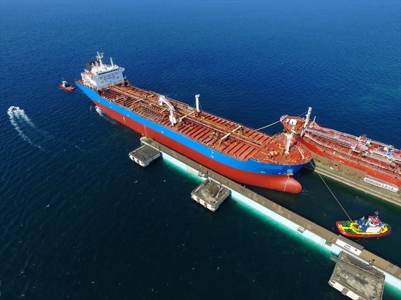 LIBRA | 2nd Officer for Oil/Prod Tanker, salary 4425 USD - LIBRA