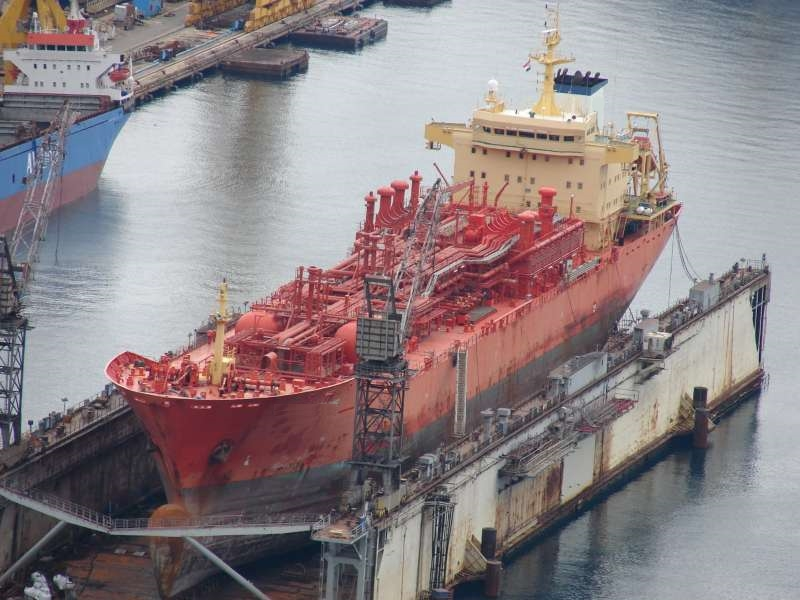 LIBRA | 4th Engineer for LPG vessel, Salary: 4120 - LIBRA