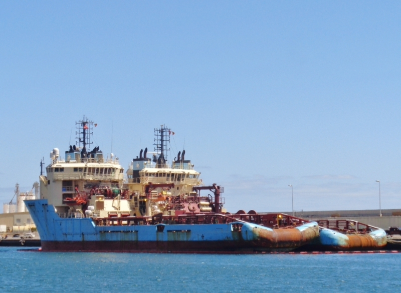 LIBRA | Master for Offshore Tug/Supply vessel, salary 6 400 USD