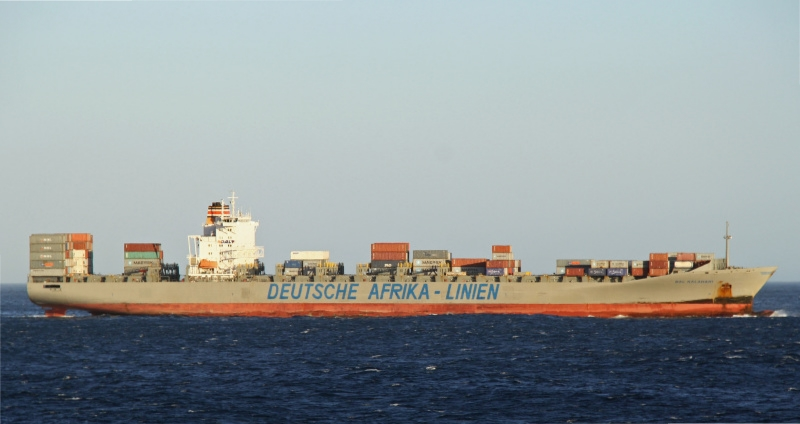 MAERSK LAUNCESTON
