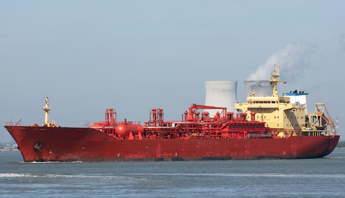 LIBRA | Gas Engineer Trainee for LPG vessel, salary 3000 USD
